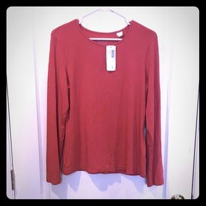 NWT Chicos Long Sleeve Top
